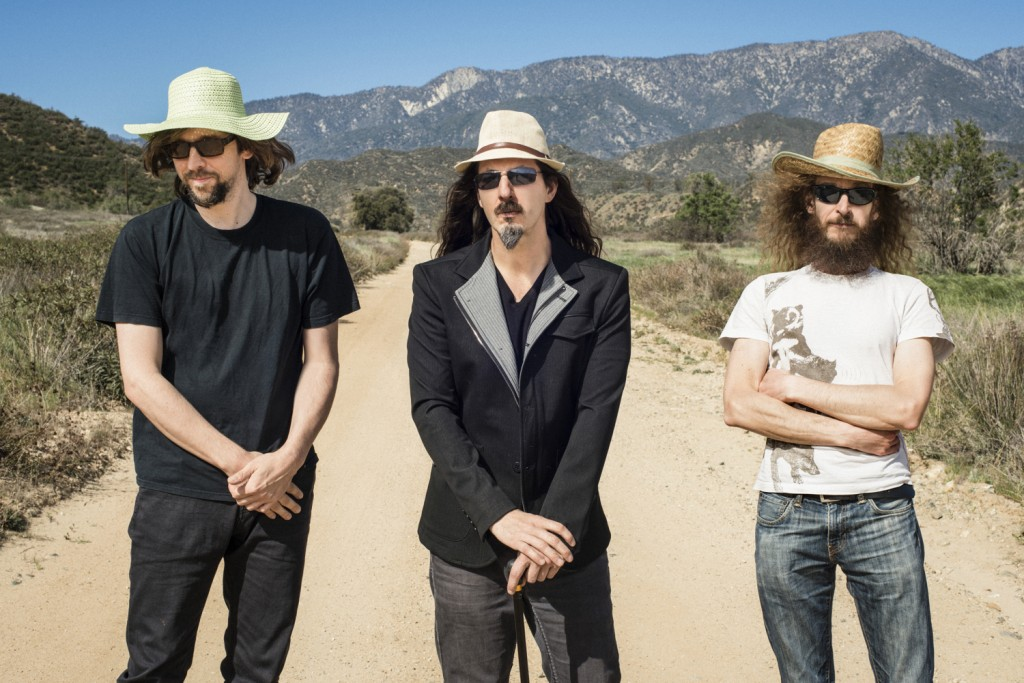 "The Aristocrats ""Tres Caballeros"" official publicity photo - by Mike Mesker"