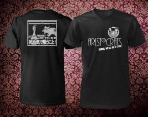 Mesker Front-Back T-shirt Mockup