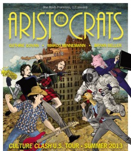 Aristocrats 2013 US Tour Web Graphic Small